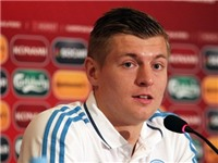 Toni Kroos chỉ trích báo chí TBN nhân vụ Gareth Bale
