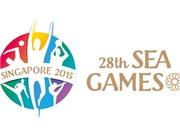 SEA Games 28 năm 2015