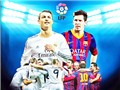 Liga vẫn chỉ là của Barca và Real