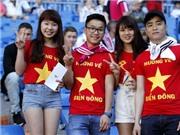 CĐV Việt Nam tận mắt chứng kiến Ronaldo ghi 5 bàn cho Real Madrid