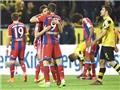 Lewandowski ghi bàn duy nhất, Bayern hạ Dortmund 1-0: Còn hơn một nỗi đau
