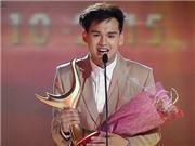 Clip: Nguyễn Trần Trung Quân giành 'cú đúp' Cống hiến