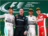 F1 chặng 3 - Grand Prix Thượng Hải: Điệp khúc Mercedes