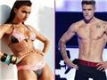 Justin Bieber tán tỉnh tình cũ Ronaldo