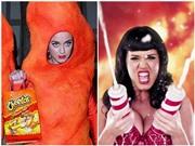 """Katy Perry có dám mang những """"trang phục quái chiêu"""" tới Việt Nam?"""