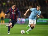 Messi, Suarez và Neymar là những bậc thầy 'xỏ háng'