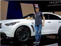 Câu chuyện của Sebastian Vettel và chiếc Volkswagen MPV