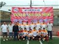Khai mạc giải bóng đá mini gây quỹ vì nỗi đau da cam