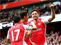 23h20 ngày 18/04, Reading – Arsenal: Không thể ngăn Pháo thủ!
