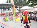 Tưng bừng Ngày hội mở cửa Công viên nước Hồ Tây 2015
