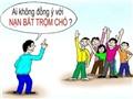 Thịt chó - Tranh của họa sĩ Mai Sơn
