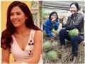 """Người đẹp Nguyễn Thị Loan """"buôn"""" ba tấn dưa hấu ủng hộ nông dân"""