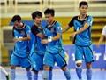 Giải futsal VĐQG 2015: Thái Sơn Bắc bứt phá