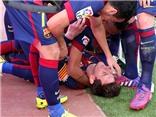 Messi ghi bàn thứ 400 cho Barcelona, lập kỉ lục VĨ ĐẠI