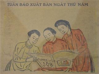 Xem lại những bìa báo quốc ngữ đầu tiên