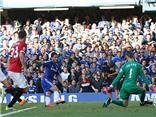 Chelsea 1 - 0 Man United: Falcao mắc lỗi, Hazard 'xỏ kim' De Gea