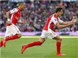 Facebook và Twitter của Arsenal cùng đưa tin sai về tỷ số trận đấu với Reading