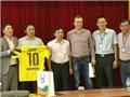 Dortmund và Viettel thêm một bước gần nhau