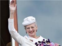 Margrethe - Nữ hoàng, nghệ sĩ của người Đan Mạch