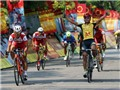 Chặng 8 xe đạp truyền hình TP.HCM 2015: Lê Văn Duẩn lấy Áo xanh