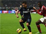 Con số bình luận: Derby thành Milano