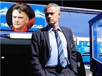 Vì sao trò Jose Mourinho lại thắng thầy Louis van Gaal?