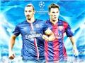 01h45 ngày 22/04, Barcelona - PSG (lượt đi 3-1): Ibra trở lại, PSG vẫn có quyền mơ