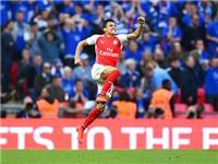 Alexis Sanchez và cái duyên Wembley