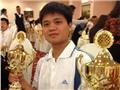 Giải cờ vua VĐQG 2015: Các kỳ thủ Hà Nội chiếm ưu thế