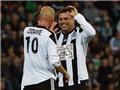 Ronaldo, Zidane & Những người bạn  thua Các ngôi sao Saint Etienne trong 'cơn mưa' bàn thắng