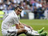 Gareth Bale có thể phải nghỉ thi đấu 3 tuần