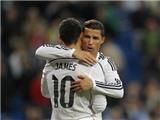 Một ngày trước trận Real Madrid – Atletico Madrid: Ngày của James Rodriguez?