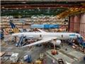Boeing 787-9 Dreamliner đầu tiên của Vietnam Airlines đã hoàn thành lắp ráp