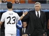 Ancelotti: 'Isco sẽ thay thế Modric'