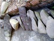 Đàn đá cổ lần đầu tiên phát hiện ở Quảng Bình
