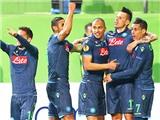 Napoli, Fiorentina quyết chiến vì đất nước Italy!