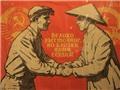 Tranh cổ động thế giới ủng hộ Việt Nam chống Mỹ