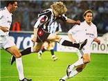 Bán kết Champions League, Juventus - Real Madrid: Xem lại siêu phẩm vuốt bóng tuyệt đỉnh của Pavel Nedved