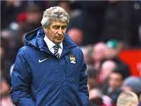 23h30 ngày 25/4,  Man City – Aston Villa (Lượt đi 2-0):Pellegrini xứng đáng được tôn trọng hơn?