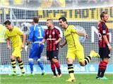 20h30, ngày 25/4, Dortmund – E.Frankfurt (lượt di 0-2): Tiếp Frankfurt, nhưng Dortmund lại nghĩ về Bayern