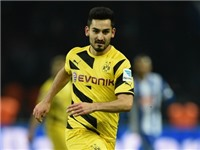 Man United mua Ilkay Guendogan với giá 20,5 triệu bảng