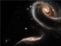 Ngắm vũ trụ đẹp từng centimet qua kính viễn vọng Hubble