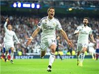 Real Madrid: Chicharito và những người hùng bất chợt