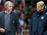 Wenger & cái gai Jose Mourinho