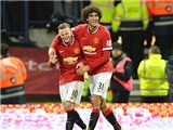 19h30 ngày 26/4, Everton - Man United: Chờ Rooney, Fellaini tỏa sáng tại nhà cũ