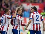 Atletico 3 - 0 Elche: Griezmann lập cú đúp, Atletico vững chãi trong Top 3