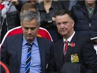 Van Gaal: 'Mourinho cần phép màu mới đánh bại được Man United'