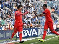 ĐIỂM NHẤN: Ngả mũ trước bộ ba thần thánh của Barca. Espanyol và nỗi đau derby