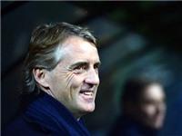 Inter hạ Roma 2-1: Mancini hiện tại là chiến thắng của tương lai?