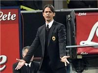 Milan thua Udinese 1-2: Khi Inzaghi nổi cáu